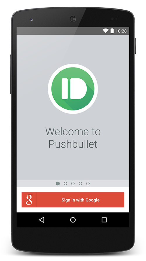 Our Most Material Update Yet | Pushbullet Blog