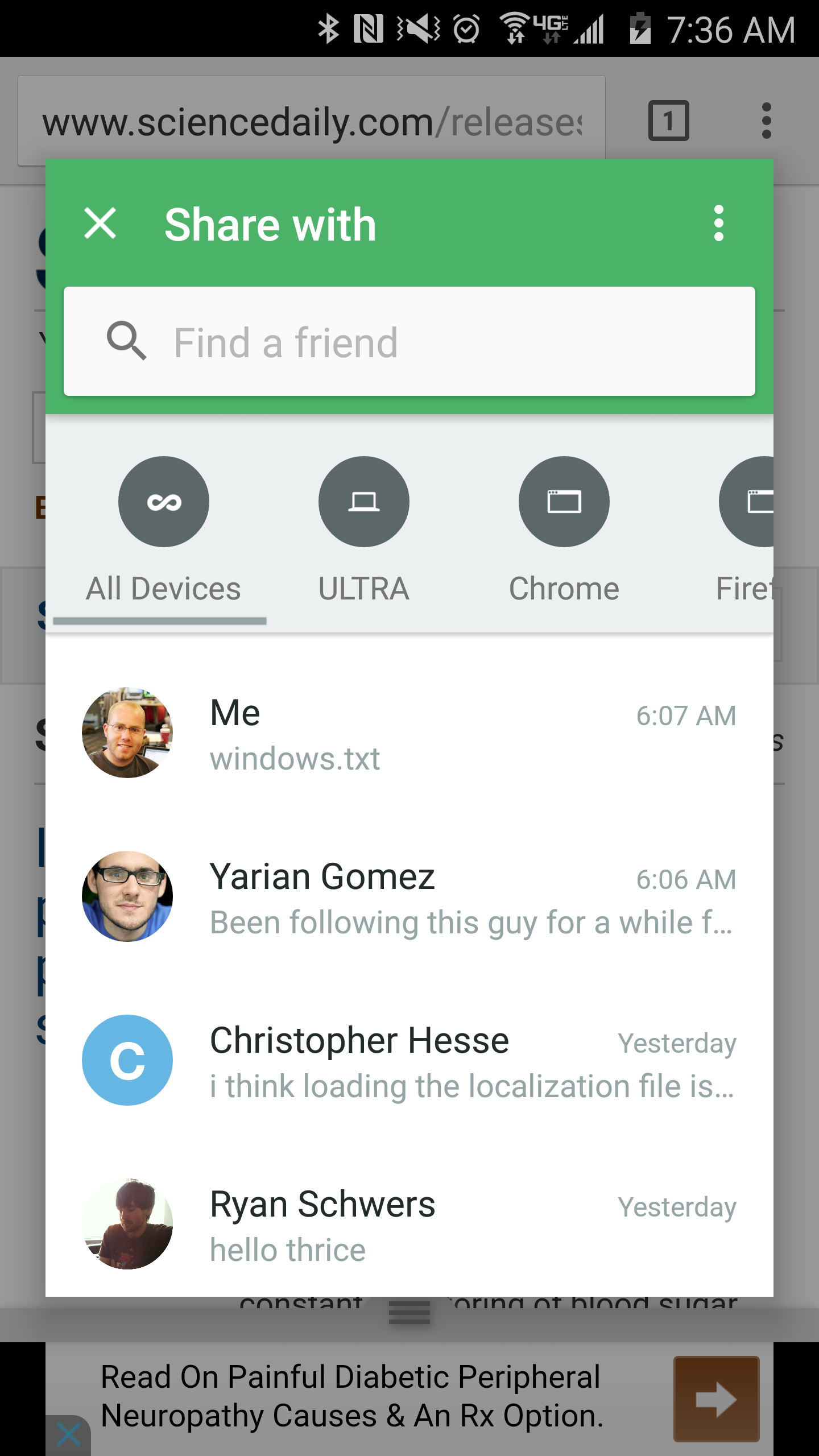 Feedback Makes A Better App | Pushbullet Blog